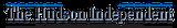 logo of Hudson Independent newspaper